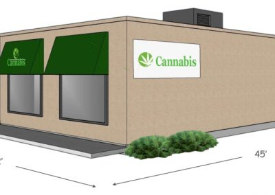 "PODS Cannabis Design ""B""   Back View"